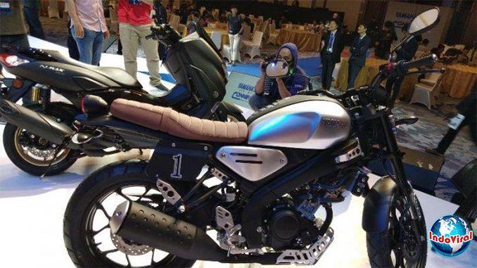 Yamaha All New XSR 155