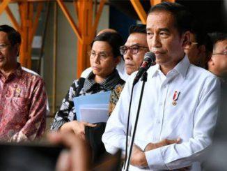 Jokowi akan Evakuasi 243 WNI Wuhan