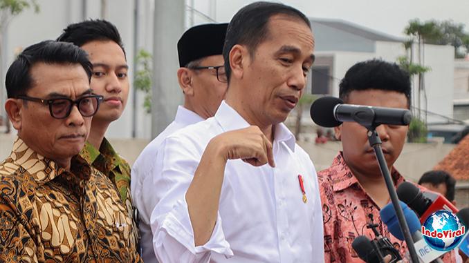 Jokowi Ultimatum Tindak Tegas Warga yang Tolak Renovasi Gereja di Karimun
