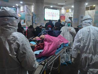 Kasus Kematian di Luar China Akibat Virus Corona Pertama Terjadi di Filipina
