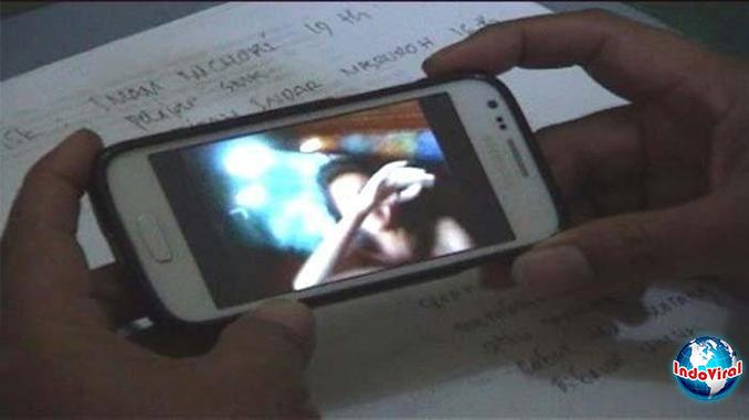 Residivis Tega Sebar Video Mesum dengan Pelajar SMA
