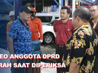 Anggota DPRD Blora Marah Diperiksa Kesehatan Saat Pulang dari Lombok