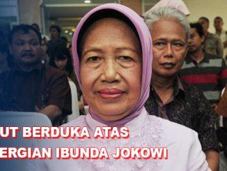 Ibunda Presiden Jokowi Meninggal Dunia di Rumah Sakit Solo
