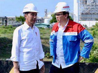 Jokowi Memastikan Ahok Masuk Daftar Calon Pimpinan Ibukota Baru
