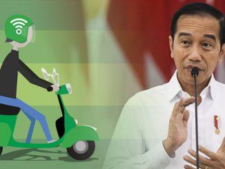 Jokowi Tukang Ojek dan Sopir Taksi Tak Perlu Khawatir, Cicilan Ditangguhkan 1 Tahun