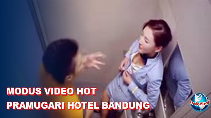 Modus Video Hot Pramugari Hotel Bandung