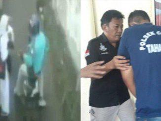 Oknum Driver Ojol yang Remas Payudara Siswi SMK Sudah Berhasil Ditangkap