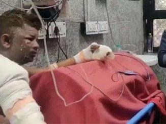 Pria Hindu Selamatkan 6 Muslim saat Dibakar Hidup-hidup di India