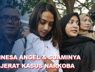 Vanessa Angel dan Suaminya Diamankan Polisi Terkait Kasus Narkoba