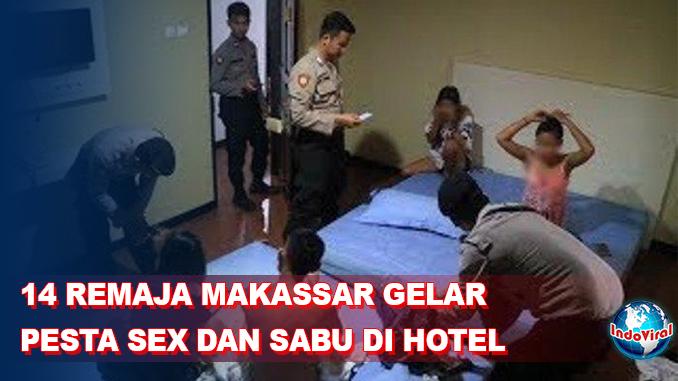 14 Remaja Digerebek di Kamar Hotel Saat Akan Gelar Pesta Seks