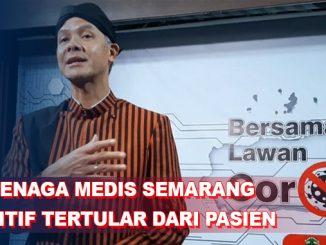46 Tenaga Medis Semarang Positif Corona Tertular dari Pasien yang Tidak Jujur
