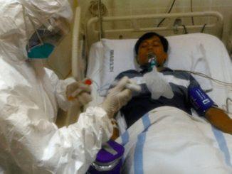 Anak 7 Tahun Positif Corona Tertular Ayah yang Mengikuti Ijtima Ulama