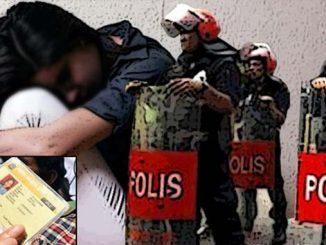 Polisi Malaysia Culik dan Perkosa 2 PSK Saat Lockdown Corona