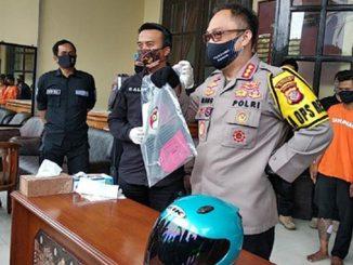 Polisi-Tembak-Pria-Bermasker-yang-Aniaya-2-Wanita-di-Bandung