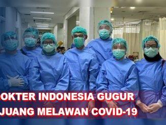 Sampai Hari Ini Sudah 26 Dokter Indonesia yang Gugur Berjuang Melawan COVID-19
