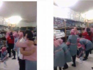 Video Ratusan Pegawai Ramayana Menangis di-PHK Karena Covid-19