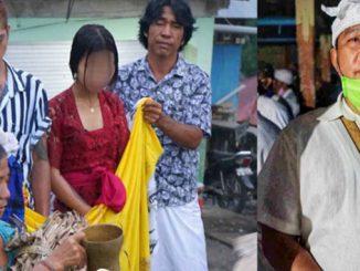 Ayah Kandung di Bali Tega Hamili Anak Kandungnya hingga Melahirkan