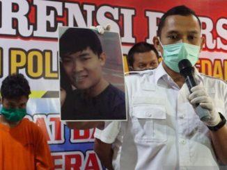 [Breaking News] Polisi Berhasil Tangkap Pembunuh Pria Bengkel Sampali Medan
