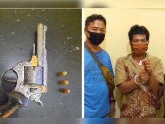 Oknum Polisi Ikut Terjaring Saat Penggerebekan di Kampung Narkoba