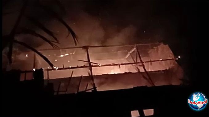 Seorang Kakek Tewas Terbakar di Temon, Diduga Korsleting Listrik Kabel TV