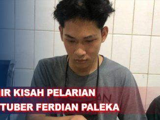 YouTuber Ferdian Paleka Sudah Berhasil Ditangkap Oleh Polisi