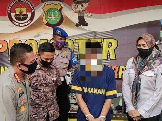 Ayah Cerai dengan Istri di Bojonggede, Perkosa Anak Kandung Berulang Kali