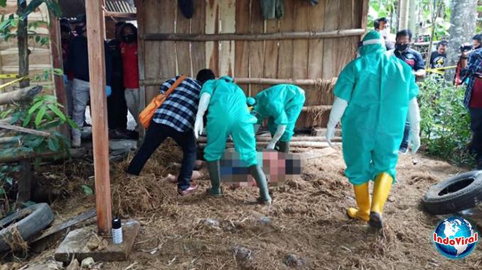 Ditemukan-Mayat-Wanita-di-Tumpukan-Jerami,-Ngawi