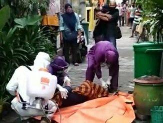 Fakta Video Warga Surabaya Kabur dari Karantina lalu Meninggal di Tengah Jalan