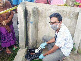 Jasad Bayi Ditemukan Terbungkus Plastik Kresek Hitam di Sumur Umum NTB