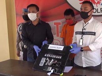 Pria Bengkulu Edarkan Sabu Mengaku Terpaksa Karena Terdampak Corona