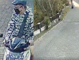 Rekaman CCTV Dosen Malang Diremas Bokongnya Oleh Pria Tak Dikenal