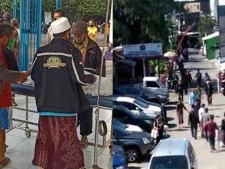 Terjadi Lagi Insiden Jemput Paksa Jenazah Corona di Surabaya