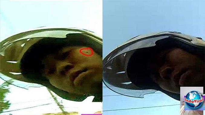 Wajah Pelaku Kena Capture saat Jambret Ponsel yang Sedang Dipakai Video Call